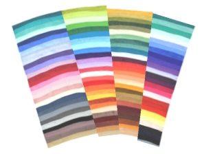 imagestyling materialen: kleurkragen