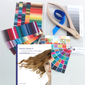 Boek Imagestyling Haarmode + Studentenpakket 10