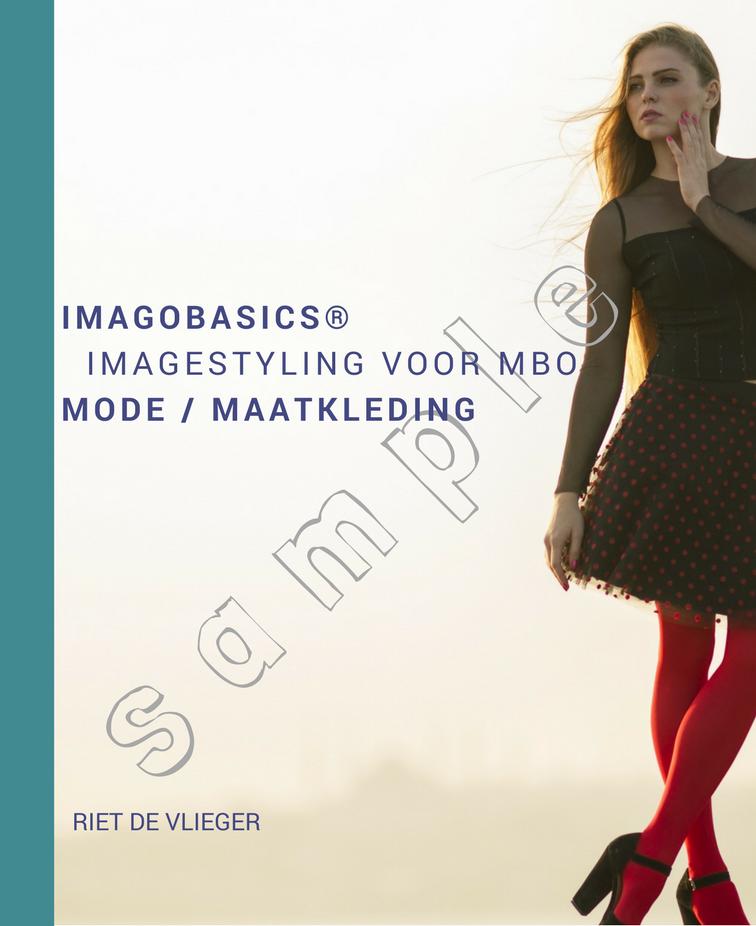 Boek ImagoBasics® Imagestyling voor MBO Mode-maatkleding
