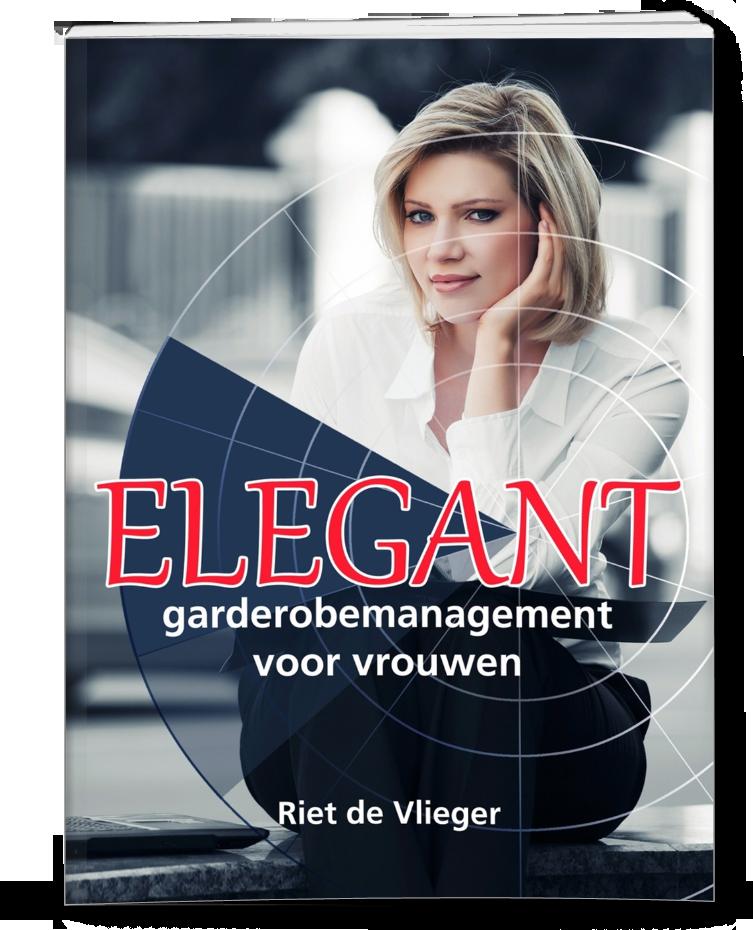 Boek Elegant  garderobemanagement voor vrouwen